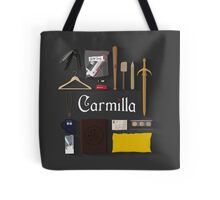 Carmilla Items Tote Bag