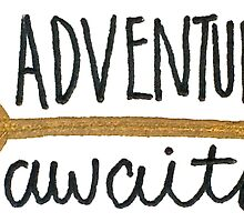 Adventure Awaits Arrow by savboerger