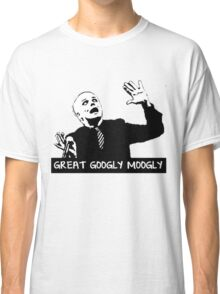 Humour - Emo Great Googly Moogly Classic T-Shirt