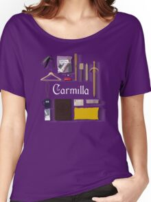 Carmilla Items Women's Relaxed Fit T-Shirt