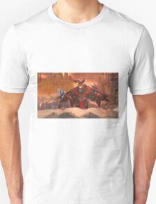 Summoners War Ariel vs Rakan Unisex T-Shirt