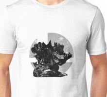 Bowser Smash - Light Grey Unisex T-Shirt