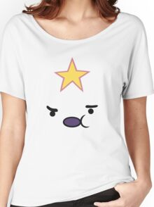 Adventure Time Lumpy Space Princess Face Women's Relaxed Fit T-Shirt