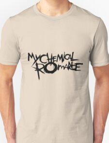 My Chemical Romance Logo T-Shirt