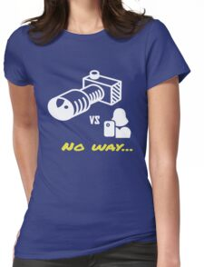 Photographer And Selfies Womens Fitted T-Shirt