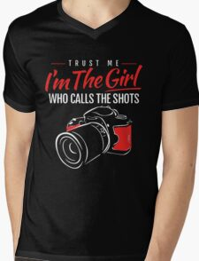 Photographer Girl T-Shirt
