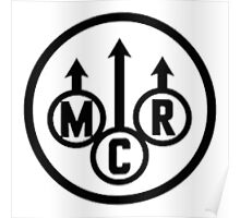 My Chemical Romance Logo 2 Poster