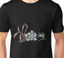 Succulents (coloured pencil) Unisex T-Shirt