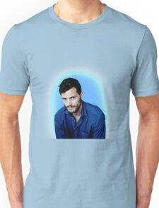 Jamie Dornan - Blue T-Shirt