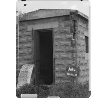 Route 66 - Texola Jail iPad Case/Skin