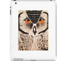 Howard the Owl iPad Case/Skin