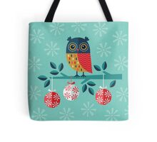 Whoo-Hoo It's Christmas! Tote Bag