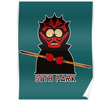 Darth Maul (Sith Park) Poster