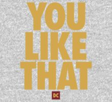 Redskins You Like That Cousins DC Football by AiReal Apparel One Piece - Short Sleeve