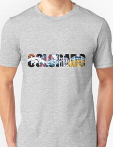 colorado sport teams Unisex T-Shirt