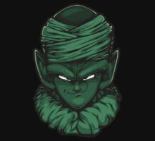 Master Piccolo by woodwood