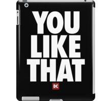 Redskins You Like That Cousins DC by AiReal Apparel iPad Case/Skin