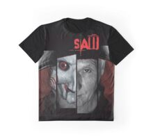 saw jigsaw Graphic T-Shirt