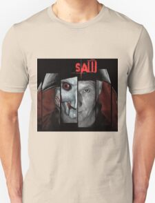 saw jigsaw Unisex T-Shirt