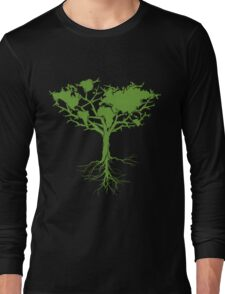 Earth Tree Long Sleeve T-Shirt