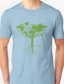 Earth Tree Unisex T-Shirt