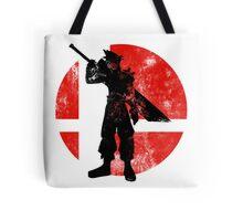 Cloud Strife Smash - Red Tote Bag
