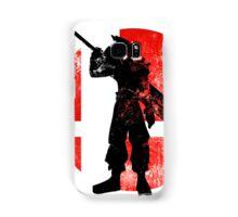 Cloud Strife Smash - Red Samsung Galaxy Case/Skin