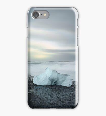 Black Sand Iceberg iPhone Case/Skin