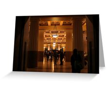 American Museum of Natural History Greeting Card