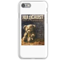 Holocaust Remembrance Day iPhone Case/Skin