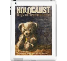 Holocaust Remembrance Day iPad Case/Skin