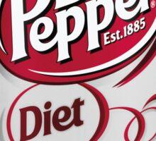 diet dr pepper Sticker