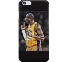 Kobe  iPhone Case/Skin