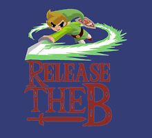 Spin Attack: Release the B Unisex T-Shirt