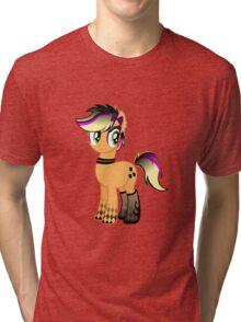 Goth Applejack Tri-blend T-Shirt
