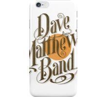 DMB iPhone Case/Skin