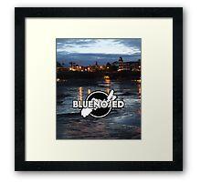 Bluenosed Framed Print