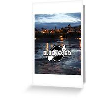 Bluenosed Greeting Card