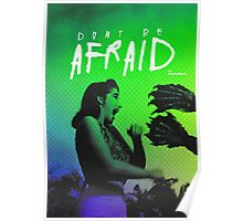dont-be-afraid. Poster