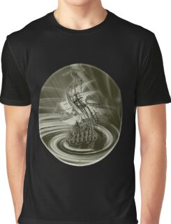 The Power Of The Sea  Graphic T-Shirt