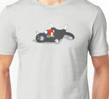 Cats Like Rubiks Cubes Unisex T-Shirt