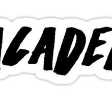 MACADELIC Sticker