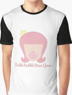 double bubble disco queen Graphic T-Shirt