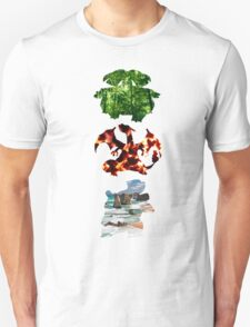 The evolved starters (Kanto) T-Shirt