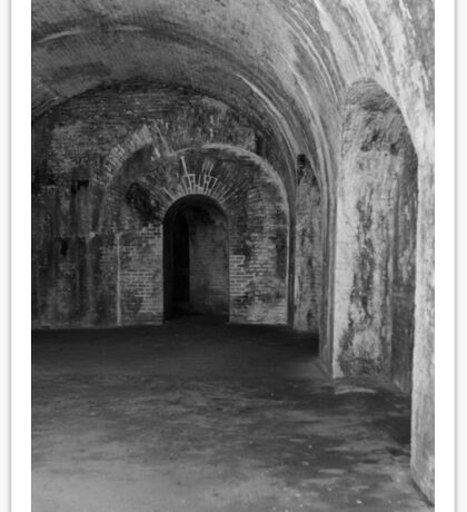 Inside The Tunnels Sticker