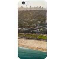 Aerial Bondi Beach iPhone Case/Skin