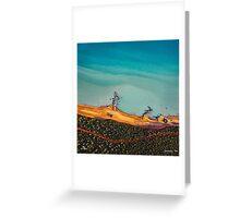Broome Coastline Greeting Card