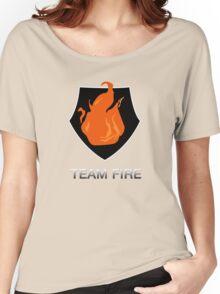 Team Fire Women's Relaxed Fit T-Shirt