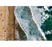 Aerial Maroubra Beach Photographic Print