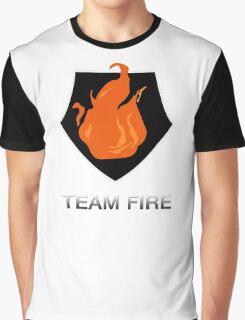 Team Fire Graphic T-Shirt